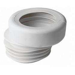 Manžeta za wc školjku excentrična 100/110